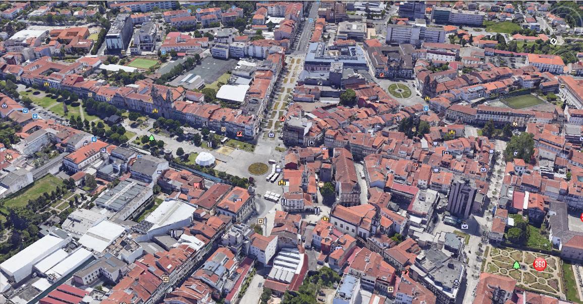 Imagem Centro de Braga
